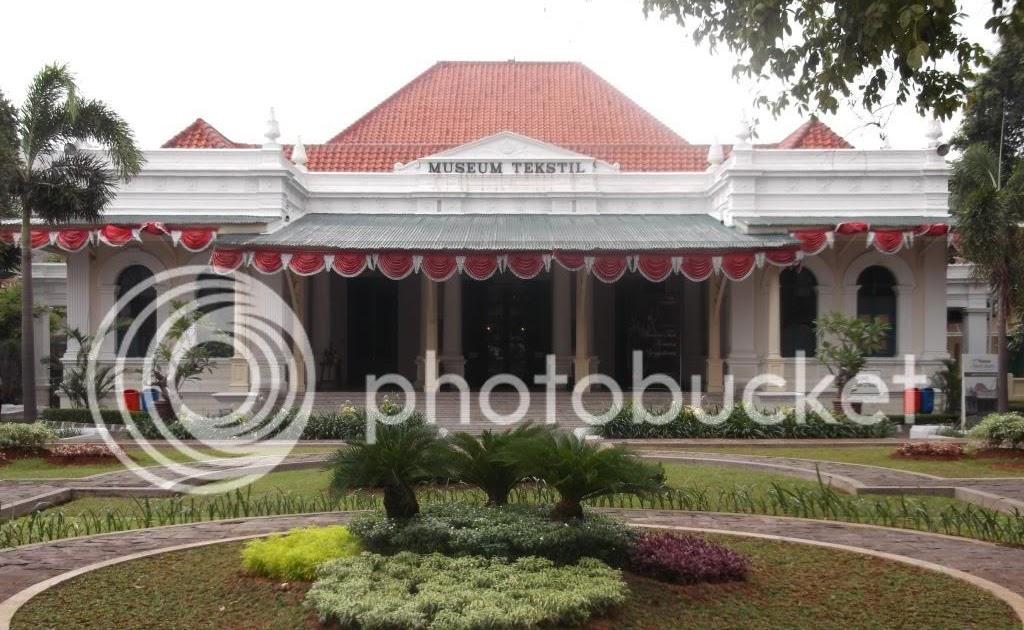 12 Jalan Tikus Di Jakarta Nyang Udeh: Museum Tekstil Jakarta
