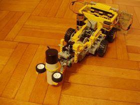 hàng rào robot-cánh tay-mạch-Lego-robo-3