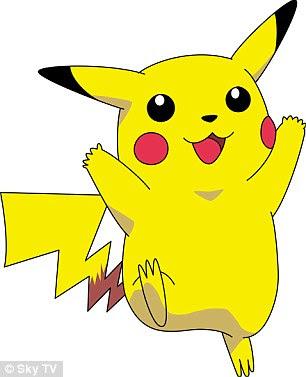 Elgranninonet El Pokmon de la vida real Pikachu babosa de mar