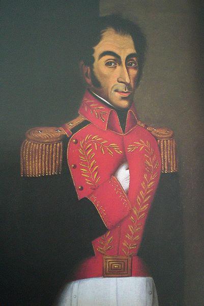 Simon Bolivar (Juan Lovera)