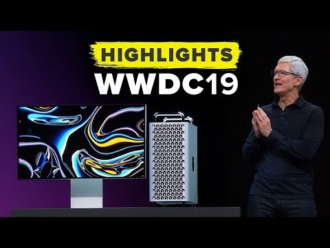 Apple - WWDC19 Keynote
