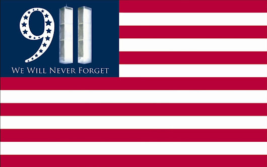Remembering 9/11: 15 Years #NeverForget