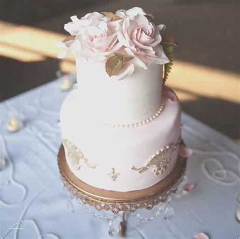 Simple two tier wedding cake purple elegant wedding cakes