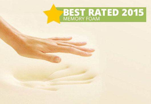 Best-Rated Memory Foam Mattresses of 2015 Report Released by Mattress Inquirer