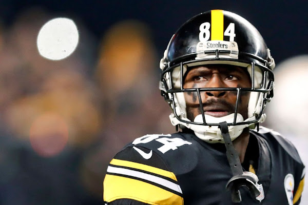 Reporte  Steelers y Bills trabajan el traspaso del receptor Antonio Brown ec62f4d0675