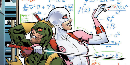 5 Marvel Superheroes Acing Their STEM Fields In Comics