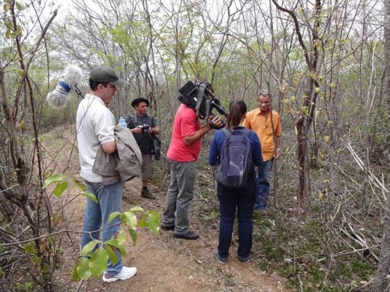 Outra parada para conhecer a flora da caatinga