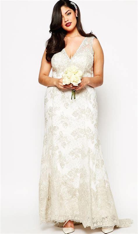 12 gorgeous plus size wedding dresses ?all under $500