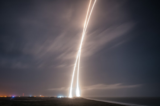 Elon Musk and the Rocket Launch as Cultural Event