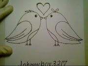 55+ Easy Drawing Love Birds, Great Ideas!