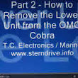 OMC parts *Cobra sterndrive drawings *How to videos