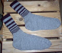 Miehen sukat (n. 44)