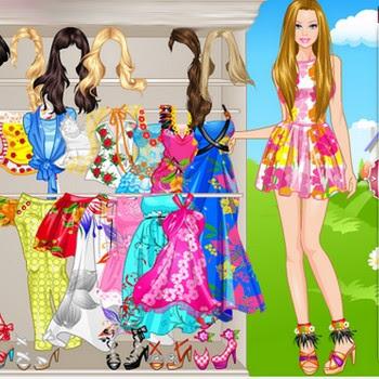 Barbie Boyama Oyun Skor Coloring Free To Print