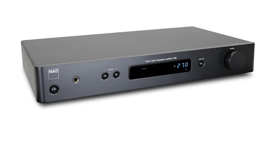 NAD C 338 HybridDigital™ Integrated Amplifier Now Available - HiFi and Music Source