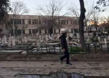 Siria desde la ventanilla