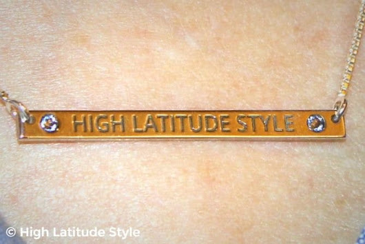 High Latitude Style Gift guide over 50 fashion