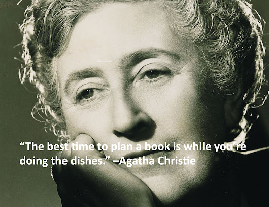 Quote Of The Day – Agatha Christie
