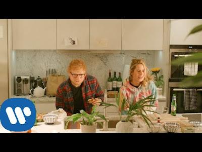 [Music + Video]  Ed Sheeran Ft Ella Mai  _ Put it all on me