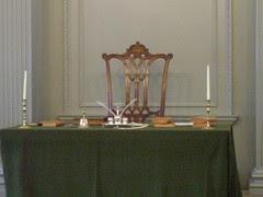 George Washington's Chair