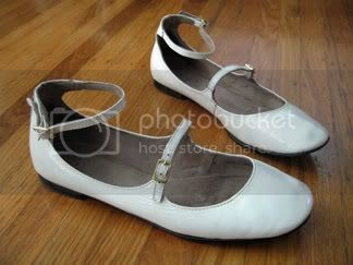Shopmycloset The Shop Blog Sold Topshop White Patent