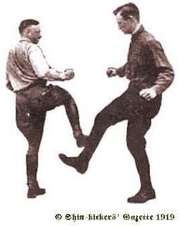 shin-kickers