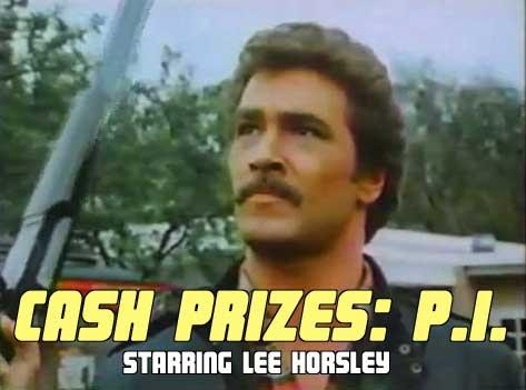Cash Prizes: P.I.