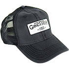 Gretsch Limited Mesh Trucker Hat Black with 1883 Logo Patch