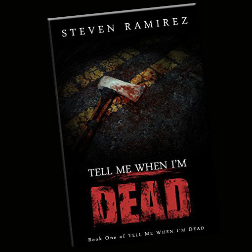 Tell Me When I'm Dead: Book One of TELL ME WHEN I'M DEAD Kindle Edition | Horror Palace Shop