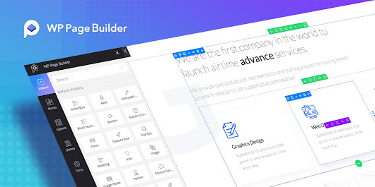 WP Page Builder: The Ultimate Visual Editor for WordPress Sites