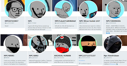 What Is NPC, the Pro-Trump Internet's New Favorite Insult?