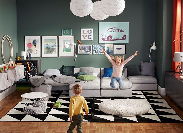 Novedades del nuevo catálogo Ikea