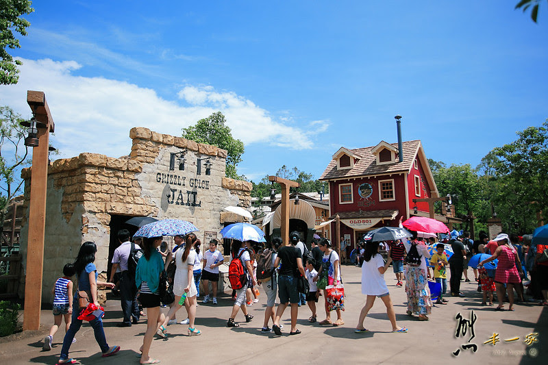 灰熊山谷樂園|香港迪士尼樂園