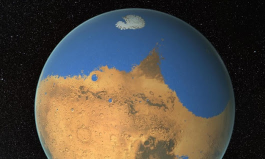 Nasa finds evidence of a vast ancient ocean on Mars