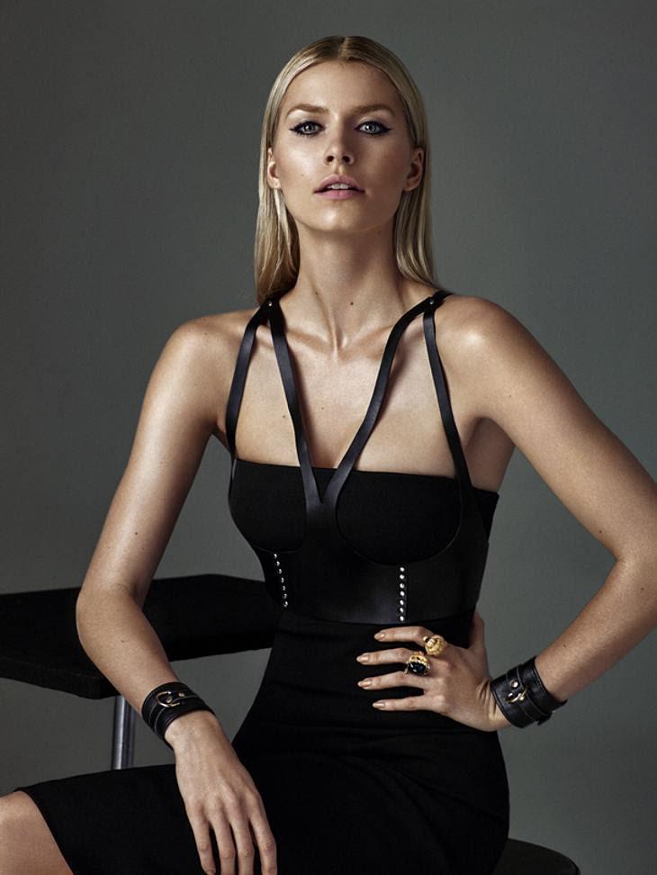 Resultado de imagen de Lena Gercke Lena Gercke Das Topmodel ist das neue About You-Gesicht