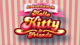 As aventuras de Hello Kitty & Friends | filmes-netflix.blogspot.com