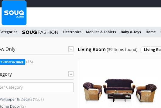 Amazon to expand Arab presence with Souq.com purchase | Home Accents Today