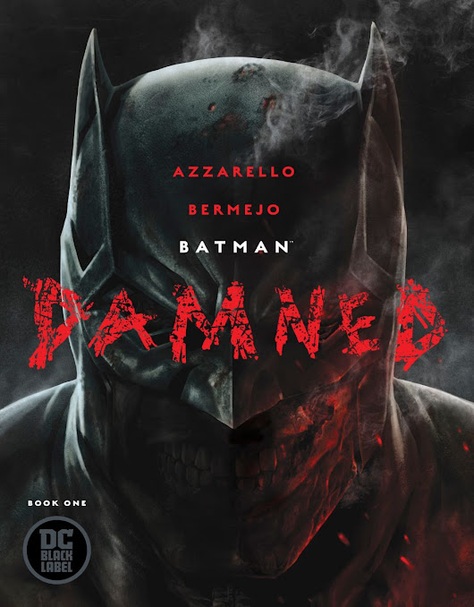 Batman Damned #1 review