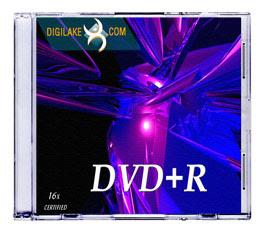 Brindes Grátis - DVD Virgem