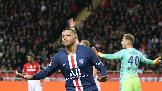 VIDEO:  AS Monaco 1:4 Paris Saint Germain / Ligue 1