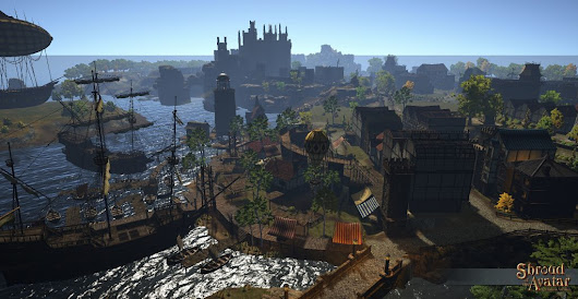 Shroud of the Avatar Is Now Fully Free-to-Play