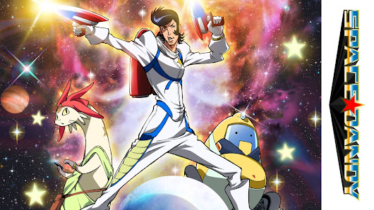 UK-Only Space Dandy Trailer Revealed by Anime Limited (Video) - The Shinigami List