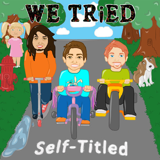 "NEW MUSIC REVIEW: ""WE TRiED"""