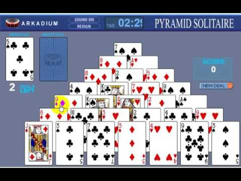Pyramide Solitaire Kostenlos Spielen Ohne Anmeldung