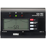 Korg Ga50 Guitar Tuner