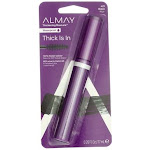Almay Thickening Waterproof Mascara, Black 421, 0.26 fl oz
