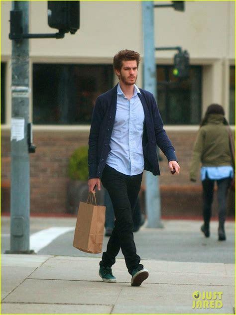 Andrew Garfield: 3rd Street Shopper!: Photo 2596811