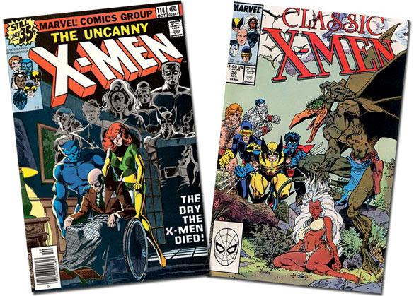 UXM #114/Classic X-Men #20
