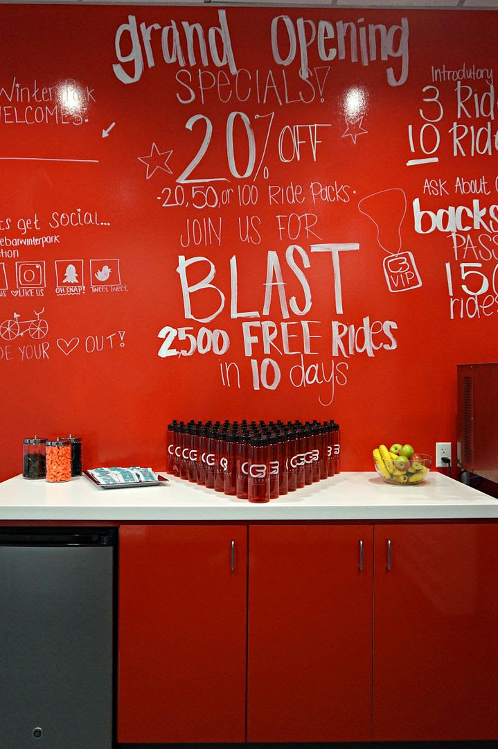 CycleBar Winter Park