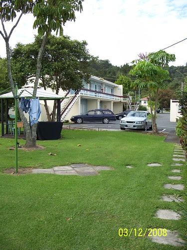 Whangarei motel