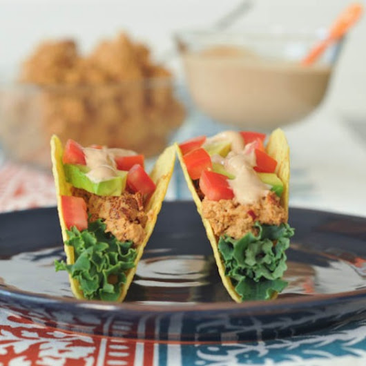 Fresh and Flavorful Raw Tacos